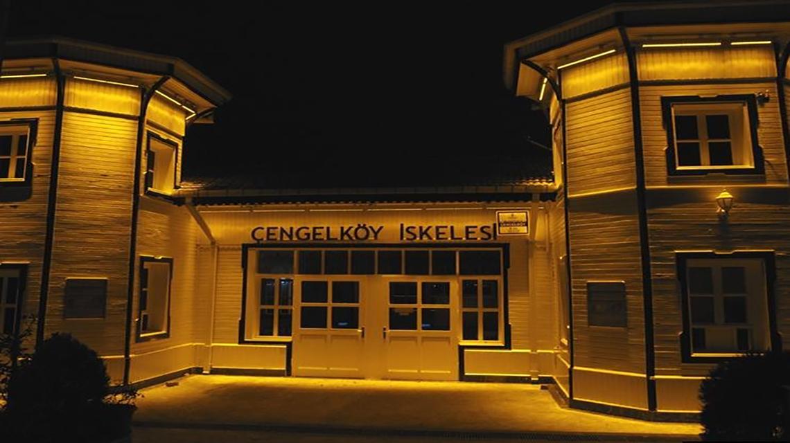Şehir Hatları Çengelköy İskelesi