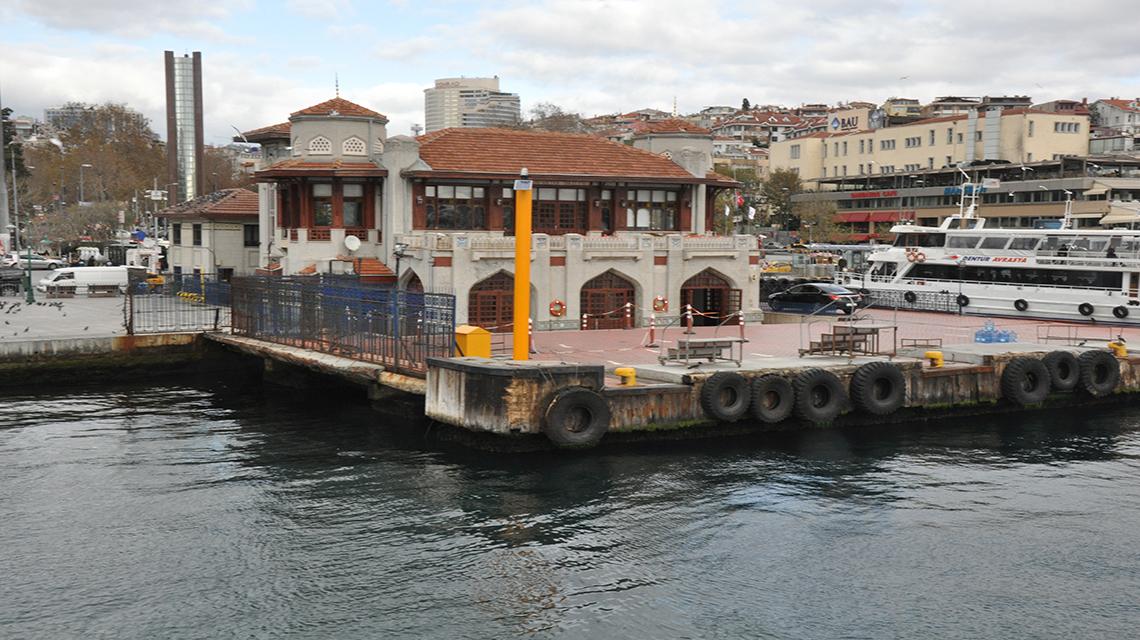 Şehir Hatları Beşiktaş İskelesi 5