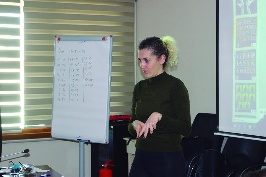 İşaret Diliyle İletişim