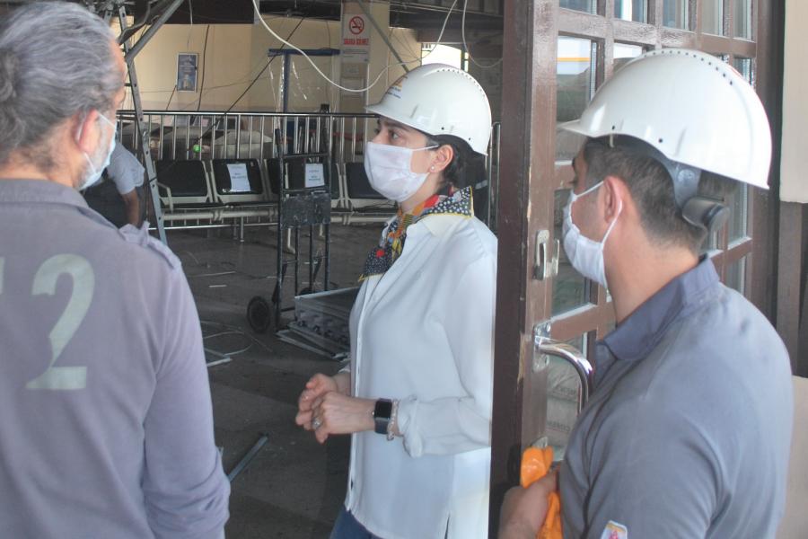 Kadıköy Vapur İskelesi Yenileniyor